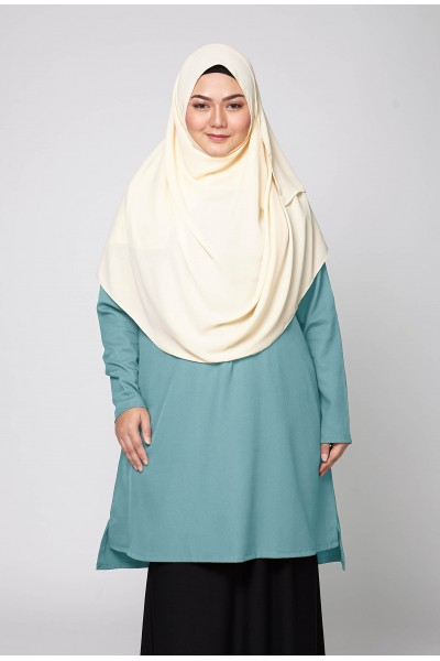 AZZAHRA TUNIC - MINT GREEN