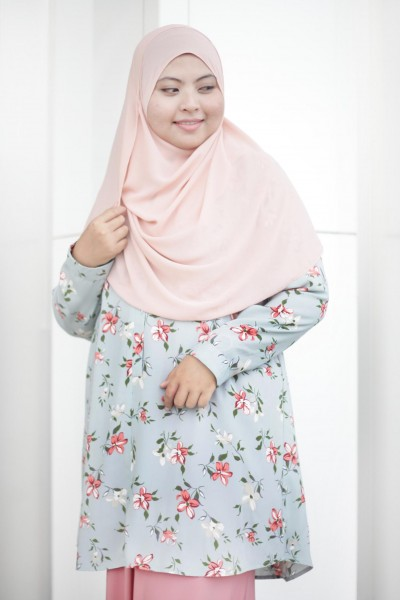 NAURA TUNIC - MINT GREEN