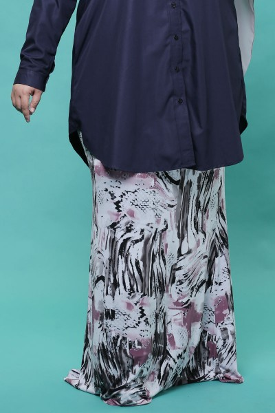 LUFYA PRINTED SKIRTS - L03