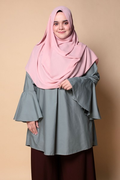 SALMA TUNIC - FERN GREEN